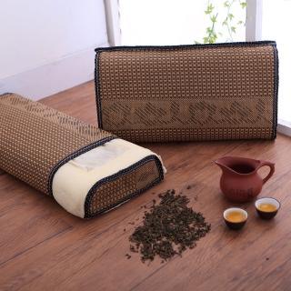 【eyah宜雅】雅藤清香茶葉枕-小型(1入)
