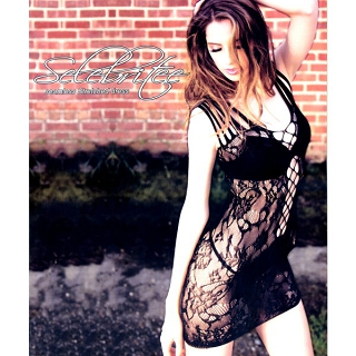 【Selebritee】洋裝型性感貓裝(214黑F)