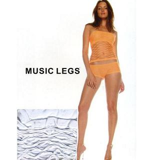 【MUSIC LEGS】性感貓裝(頂級 9995 白 F)