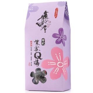 【梅問屋】日式紫蘇Q梅(紙盒裝)