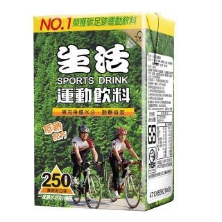【生活】運動飲料250ml(24入/箱)