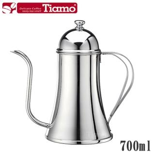 【Tiamo】0901滴漏式細口壺 700ml(HA1594)