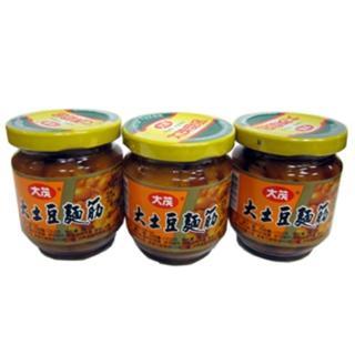 【大茂】土豆麵筋-瓶(170g*3)