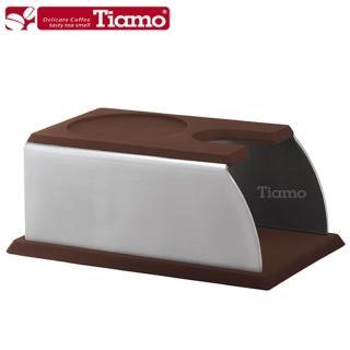 【Tiamo】1017填壓支撐座-咖啡色(BC0201)