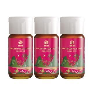 【蜜蜂故事館】美斯樂原野花蜜(700gx3瓶)