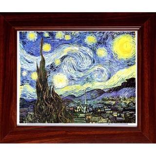 【開運陶源】梵谷名畫 Starry starry night(星月夜 星空)