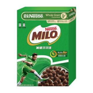 【MILO 美祿】美祿可可球早餐脆片(330g)