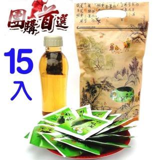 【龍源茶品】高冷原片軟枝烏龍『回甘茶包』x(15入/袋)