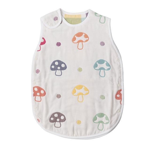 【Hoppetta】六層紗蘑菇防踢背心(幼童)