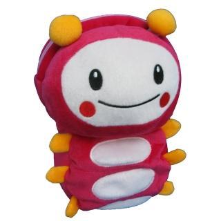 【MOMO親子台】9吋momo絨毛立體背包