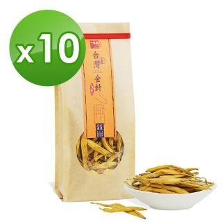 【十翼饌】上等台灣金針(70g x10包)