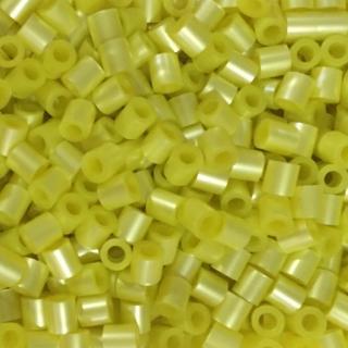 【Perler 拼拼豆豆】1000顆單色補充包-103珠光黃葵(特殊色)