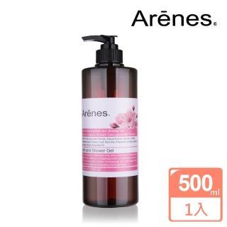 【Arenes】櫻花香氛植萃沐浴露 500ml
