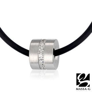 【MASSA-G】LJ 純鈦系列 Muse 謬斯之輪 鍺鈦項鍊