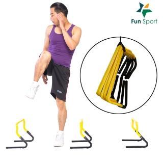 【FUN SPORT】敏捷性訓練器材-速度跨欄Adjustable hurdle
