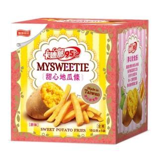 【卡迪那】95℃薯條(18Gx5包)
