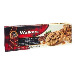 【Walkers】蘇格蘭皇家太妃胡桃餅乾150g