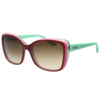 【MAX&CO.】-時尚太陽眼鏡(暗紅色)