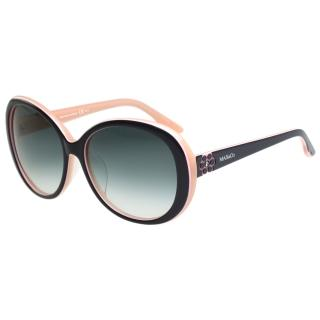 【MAX&CO.】-時尚太陽眼鏡(黑配粉)