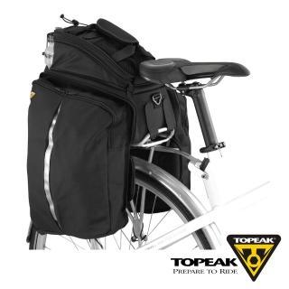 【TOPEAK】MTS TrunkBag DXP 綁帶式登山車後貨袋/大馬鞍袋