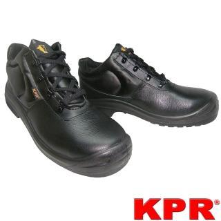 【KPR尊王】寬鋼頭防穿刺安全鞋(L-026SP黑色/男款)