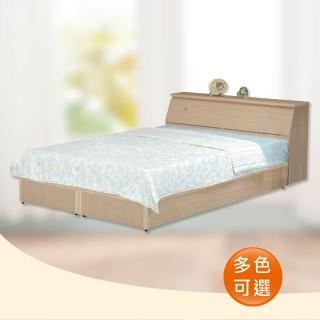 【時尚屋】Terry6尺床箱型加大雙人床-可選色(WG-6setb只含床頭箱-床底-不含床墊)