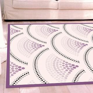【范登伯格】夏蔓柔光絲質感地毯-日式風(140x200cm)