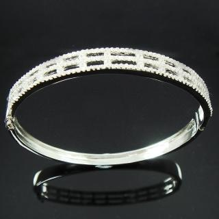 【Celosa珠寶】-秀麗晶鑽手環