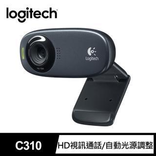 【Logitech 羅技】C310 HD 網路攝影機