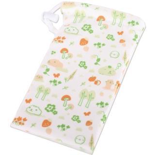 【kapibarasa】水豚君北歐系列手機袋。綠色