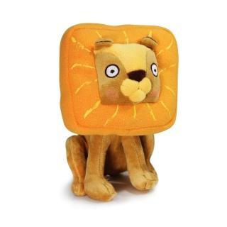 【米各說 方頭獅】方頭獅玩偶