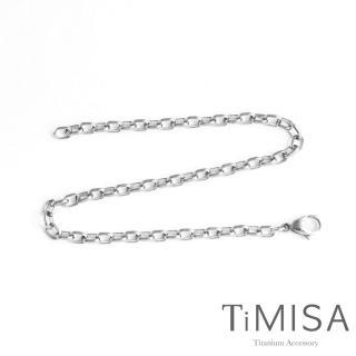 【TiMISA】動感 純鈦腳鍊(M)