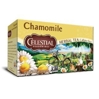 【Celestial 詩尚草本】美國原裝進口 洋甘菊茶(20環保包)