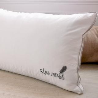 【法國Casa Belle】《頂級北歐 98/2 羽絨天絲枕》一入