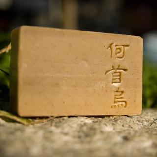 【文山手作皂】何首烏洗頭皂_深層清潔毛囊調理頭皮(油性頭皮)