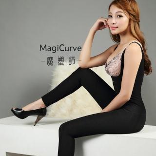 【魔塑師MagiCurve】全新GE-014雙層560萊卡長褲連身衣抽脂術後/產後必穿(GE-011升級新材質新版型)
