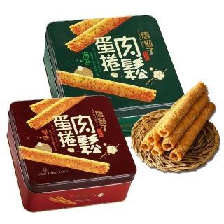 【新東陽】肉鬆蛋捲禮盒(原味/海苔)