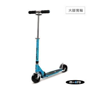 【Micro 滑板車】Rocket 威風綠火箭(進口成人二輪滑板車)