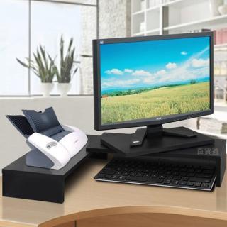 【生活King】桌上旋轉伸縮架/螢幕架(L型)