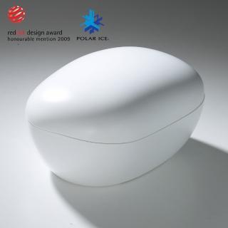 【POLAR ICE】極地冰盒(白色)