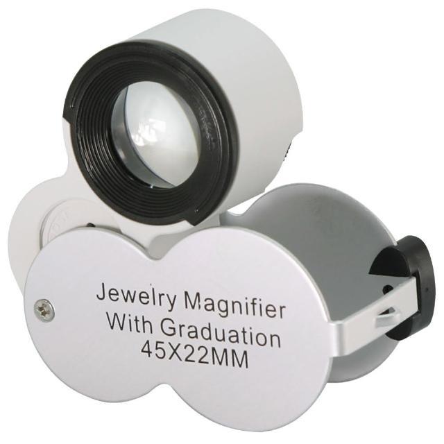 LED刻度珠寶放大鏡