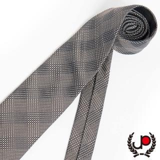 【極品西服】義大利Teflon防潑水領帶_黃底變形蟲(YT0129)