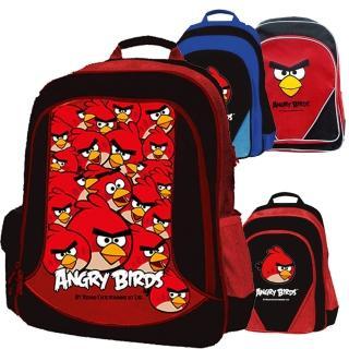 【imitu 米圖】Angry Birds憤怒鳥護脊書背包(共6款)