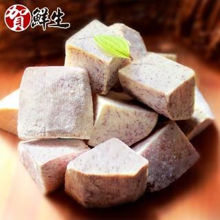 【賀鮮生】極品大甲芋頭切塊5包(600g/包)