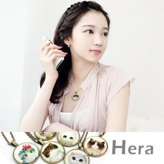 【Hera】赫拉 貴族貓咪物語時光寶石項鍊/ 鎖骨鍊(七款任選)