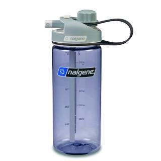 【Nalgene】MultiDrink多功能水壼600cc(灰色)