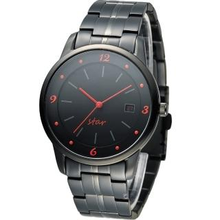 【STAR】時代 永恆時光紳士腕錶(9T1407-231D-R)