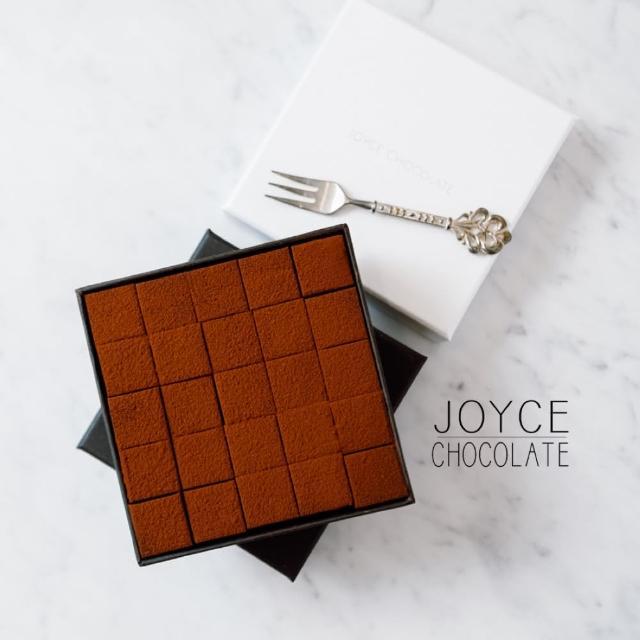【JOYCE巧克力工房】日本超夯73%生巧克力禮盒(24顆/盒 2盒/組)