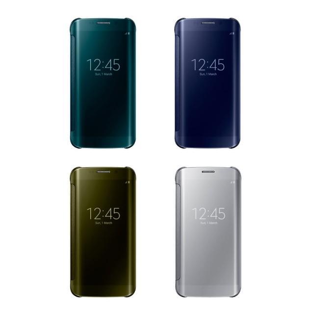 【SAMSUNG】GALAXY S6 edge Clear View 原廠感應皮套