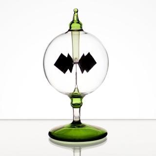 【Mr.sci 賽先生科學】光能輻射計/太陽風車(12cm)